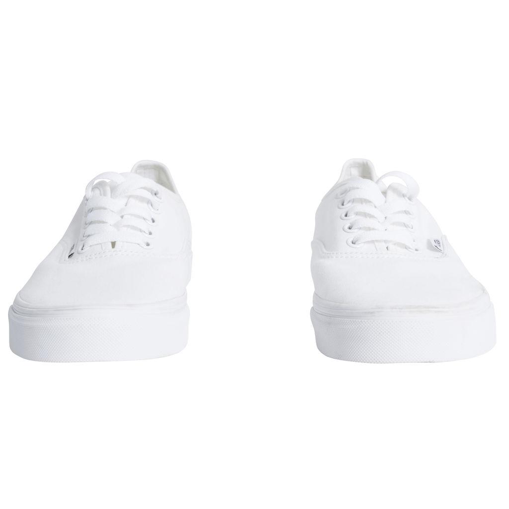 Vans Authentic Skate Shoe - True White