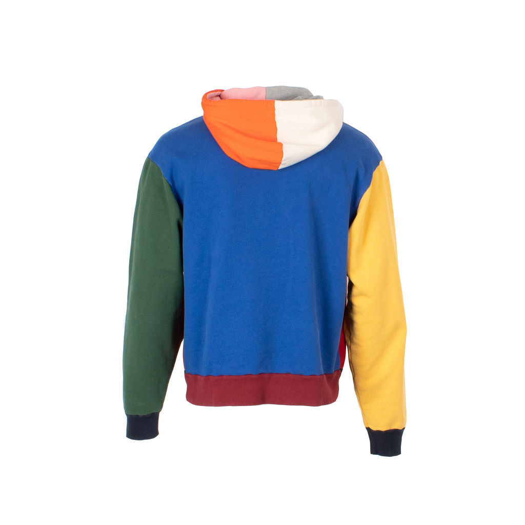 424 Color Blocked Hoodie