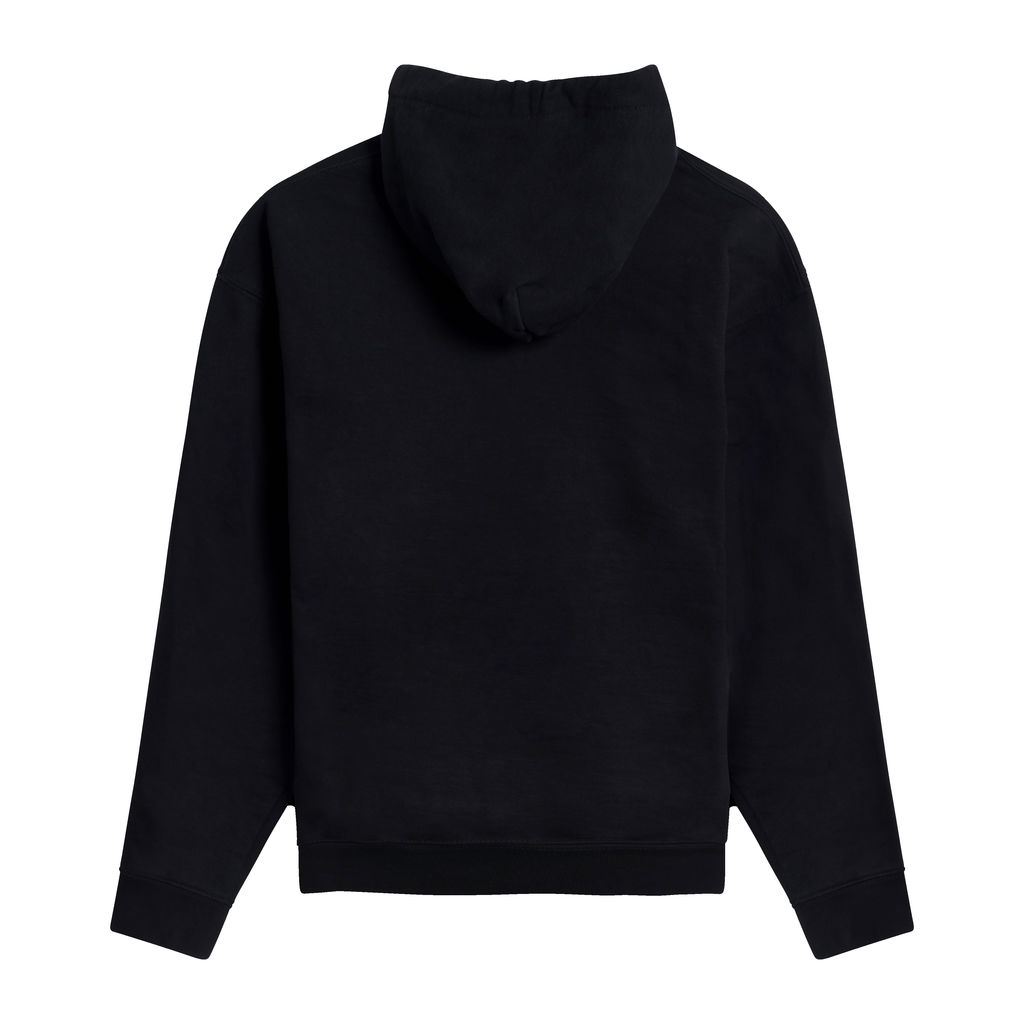 Patta Panther Hooded Sweater - Black
