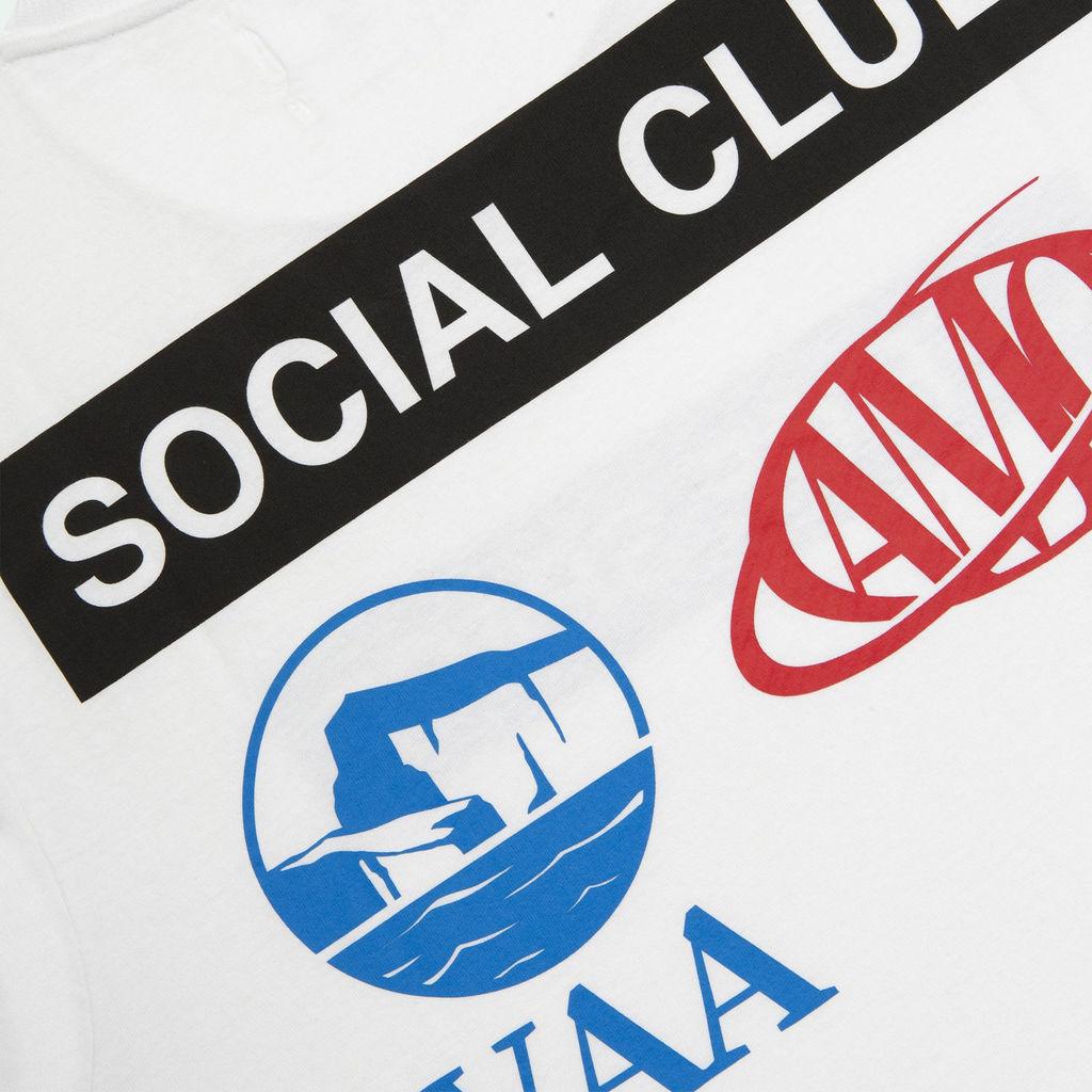 OFF-WHITE Miami Social Club S/S T-Shirt