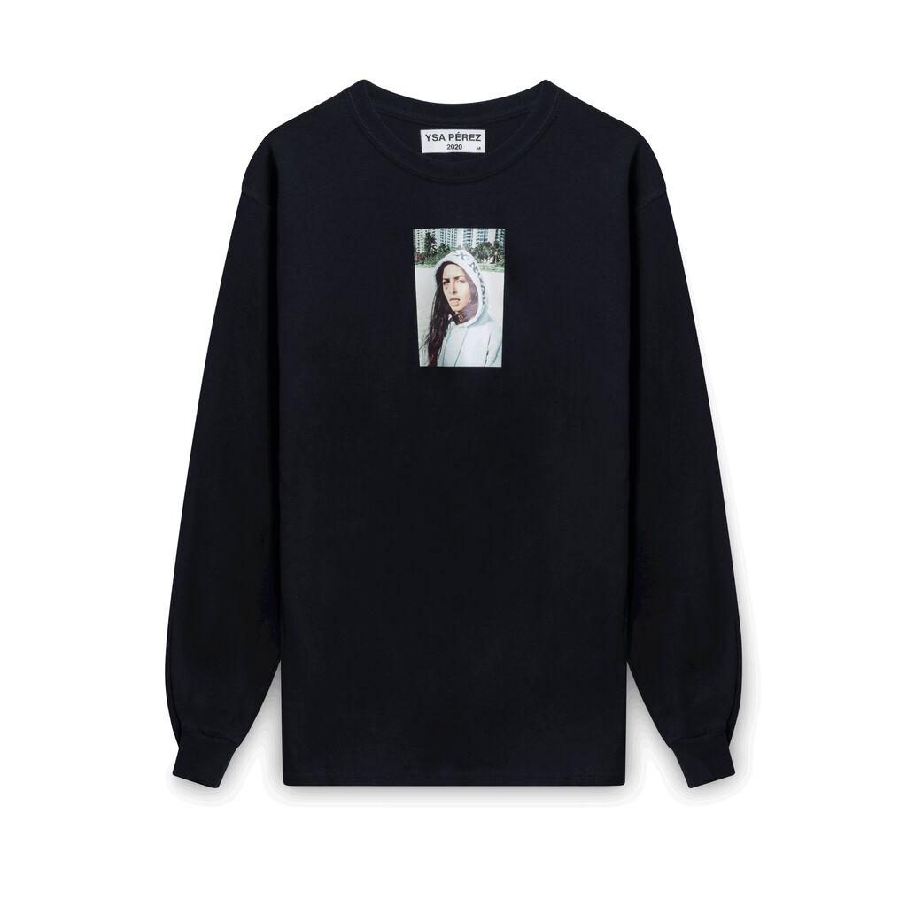 YSA x Jade 2020 Longsleeve Shirt - Black