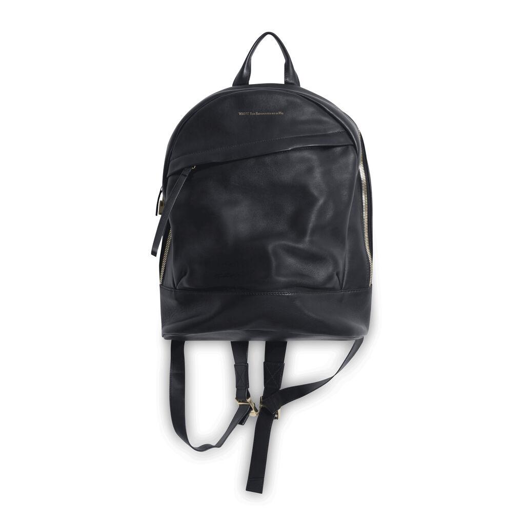Want Les Essentiels De La Vie Backpack - Black