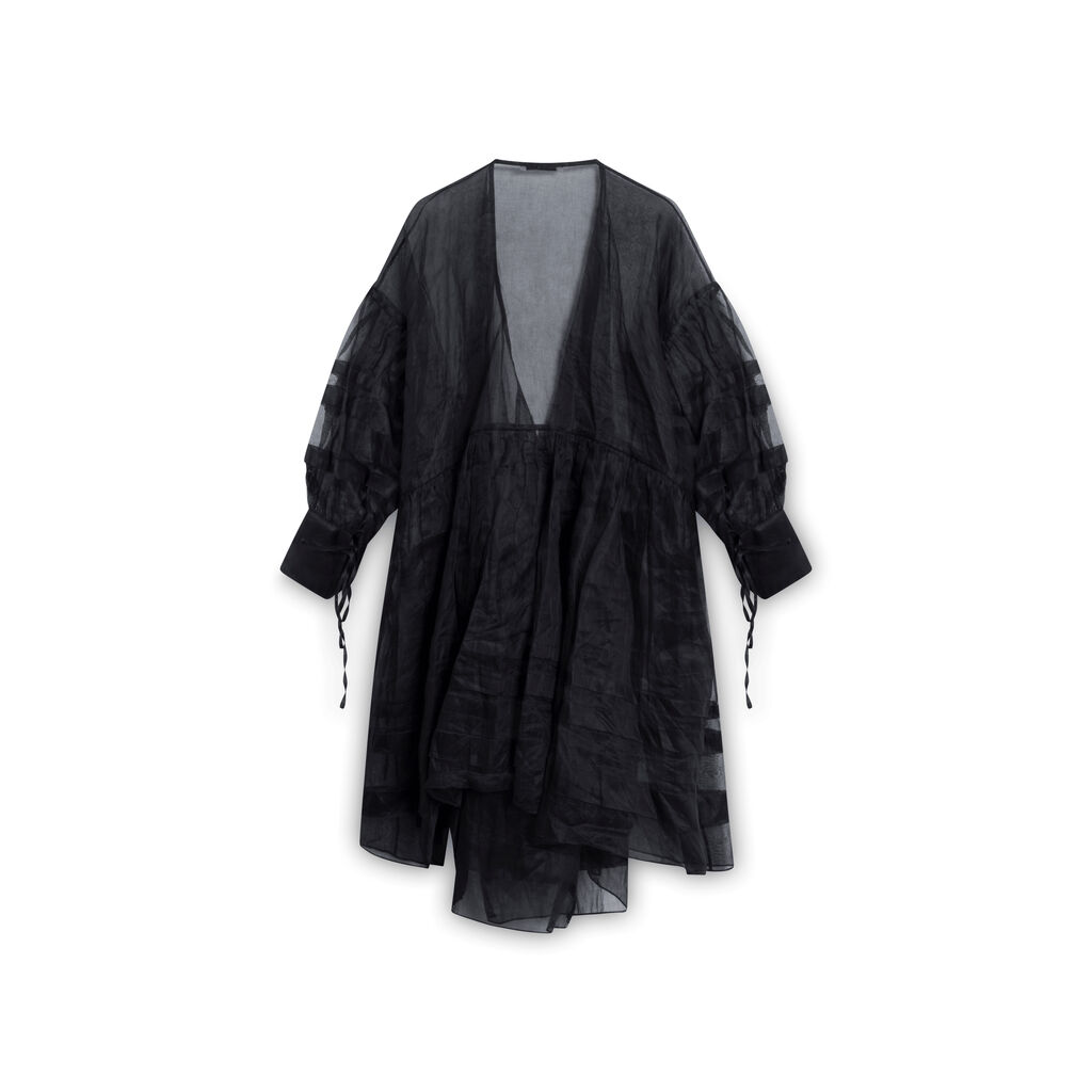 Cecilie Bahnsen Amelie Dress - Black