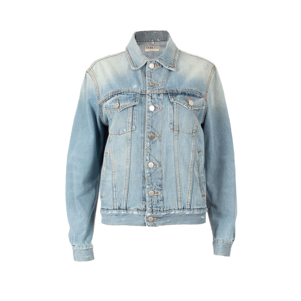 Fiorucci Nico Oversized Denim Jacket