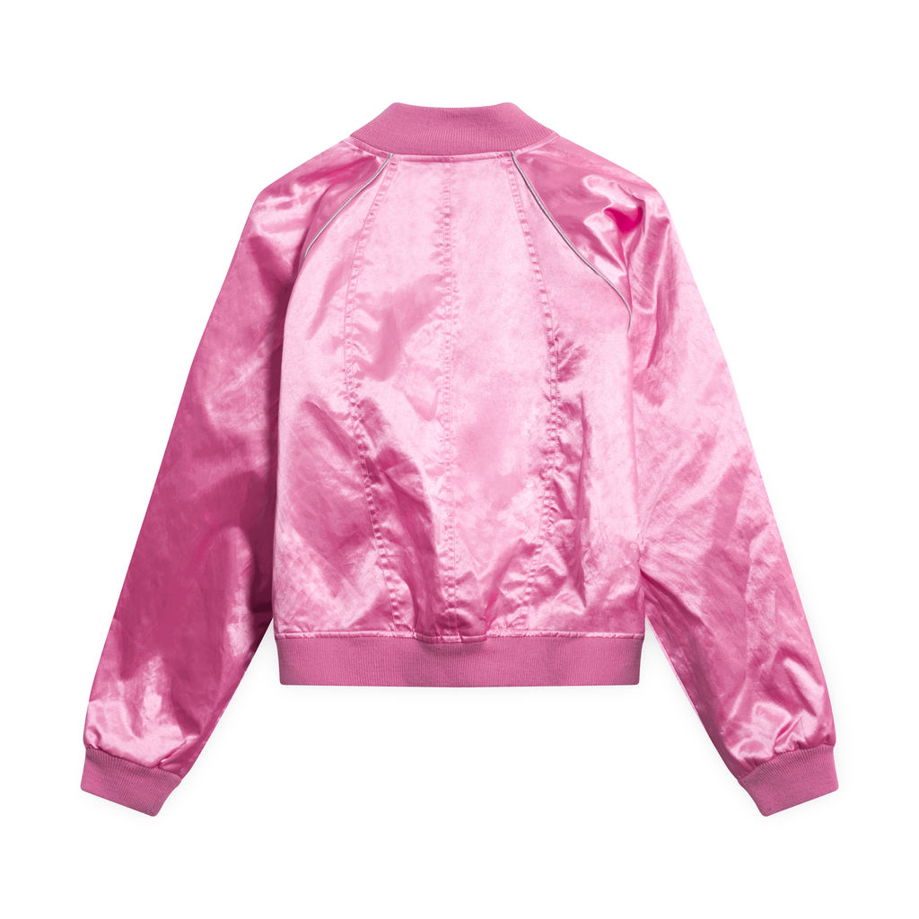 Xers Designed By Onyx Pink New York NBA Jacket