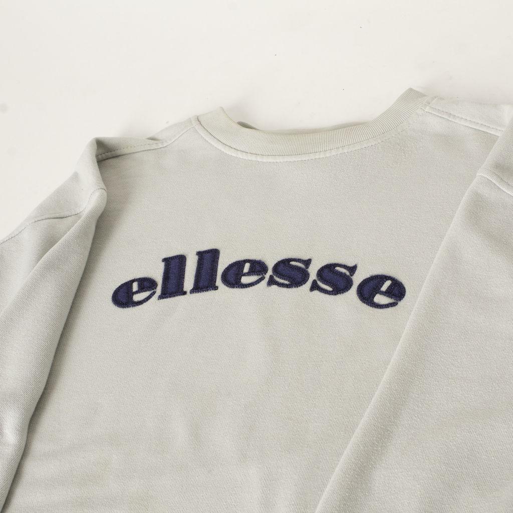 ellesse Logo Crewneck curated by Henrik PURIENNE
