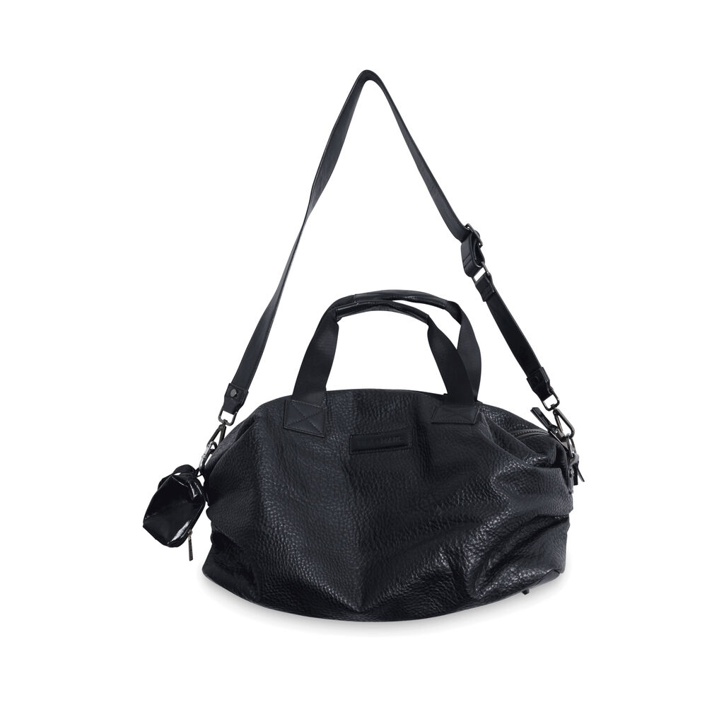 Tiba + Marl Black RAF Changing Bag