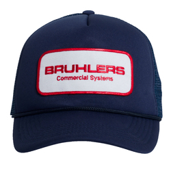 BruhlerMaker Cap in Navy