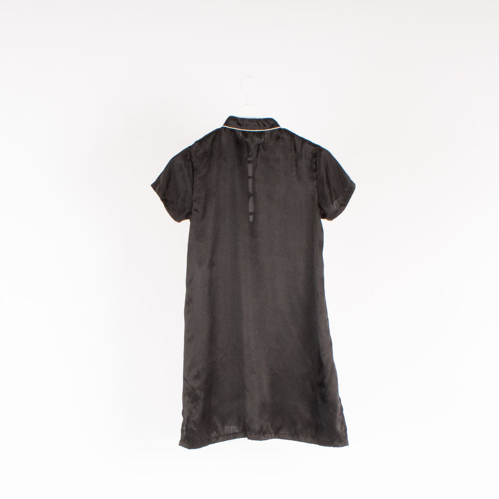 Lovers + Drifters China Whispers Silk Dress