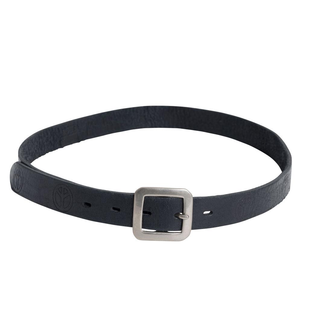 Vintage Peace Leather Belt