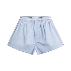HommeGirls White Stripe Boxer Shorts