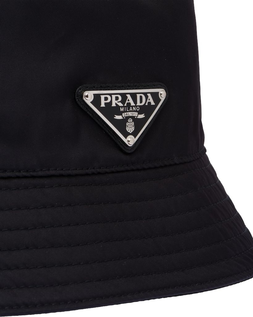Prada Nylon Bucket Hat