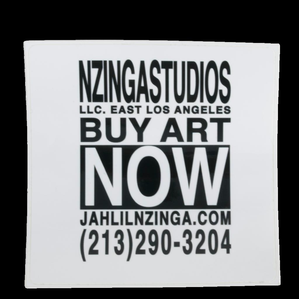 Nzinga Key Chain