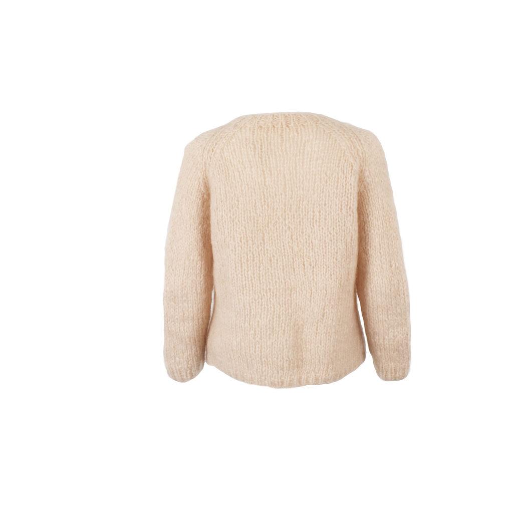 Vintage Elliot Import Mohair Knit Sweater
