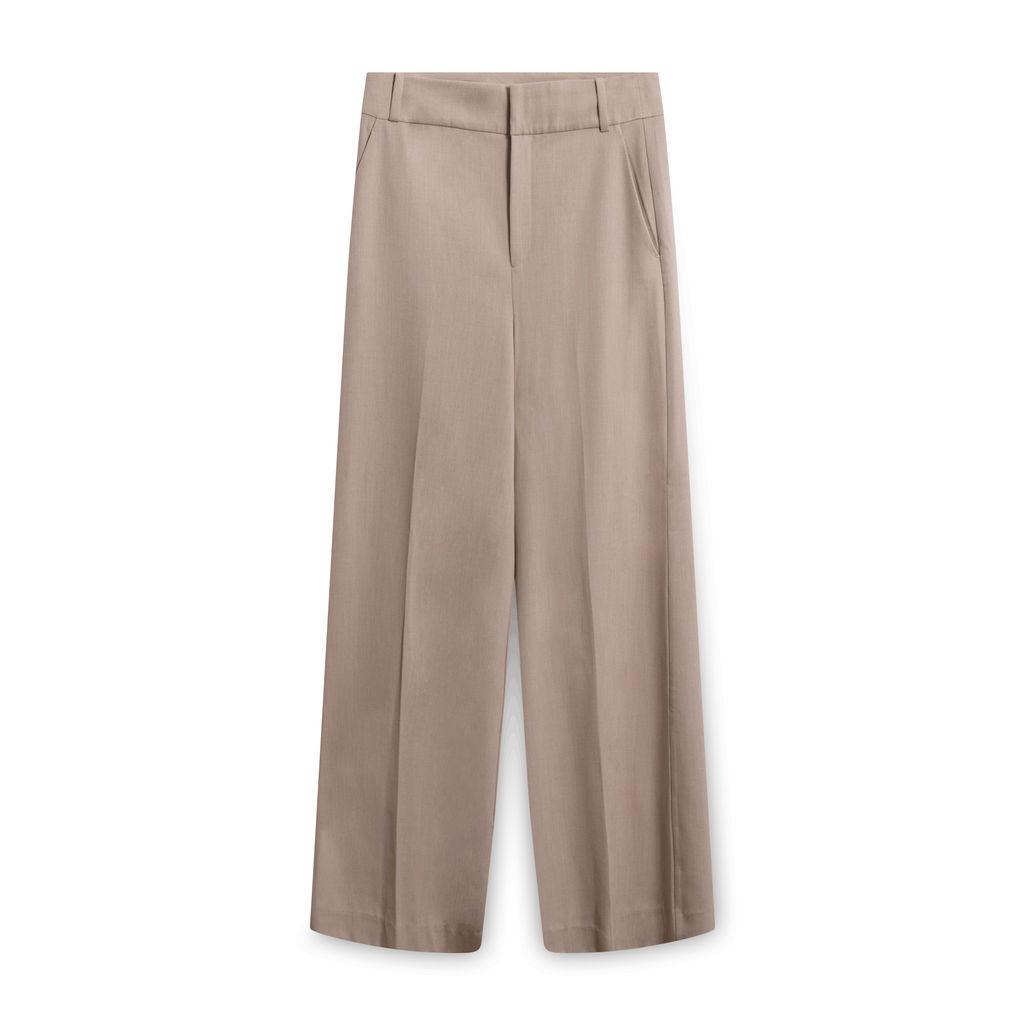 InWear OviriiW Trousers - Neutral Melange