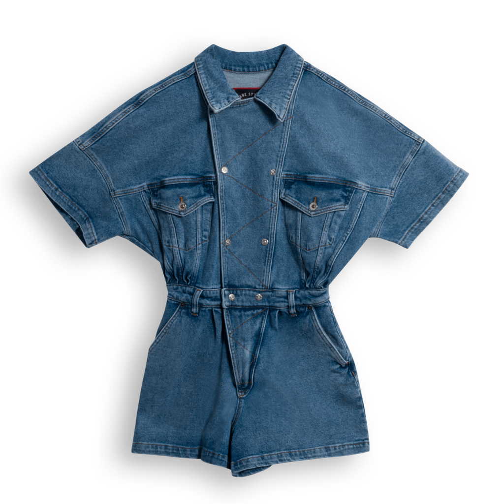 Blue System by Jetset Denim Overall