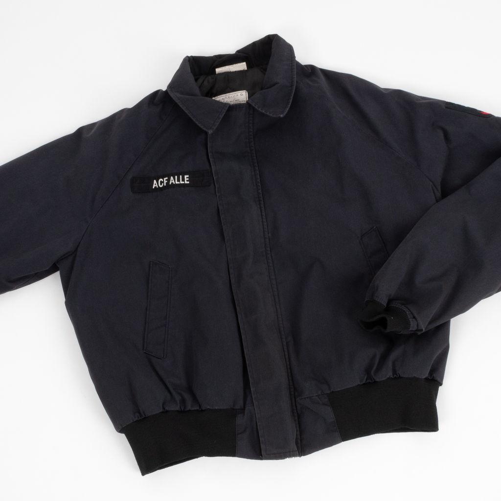 Vintage Military Bomber Jacket