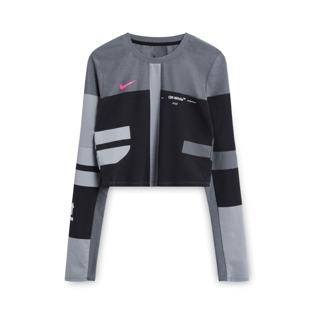 Nike x Off-White Sport Grey Workout Top