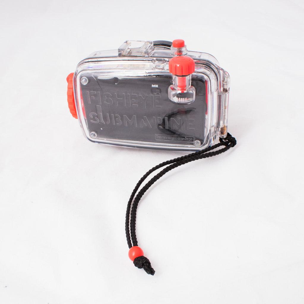 Lomography Submarine Underwater Fisheye Camera