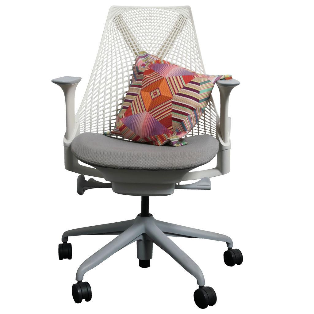 Missoni Home Kaleidescope Pillow & Rolling Chair Set