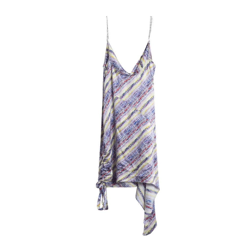 Steller Twist Front Dress