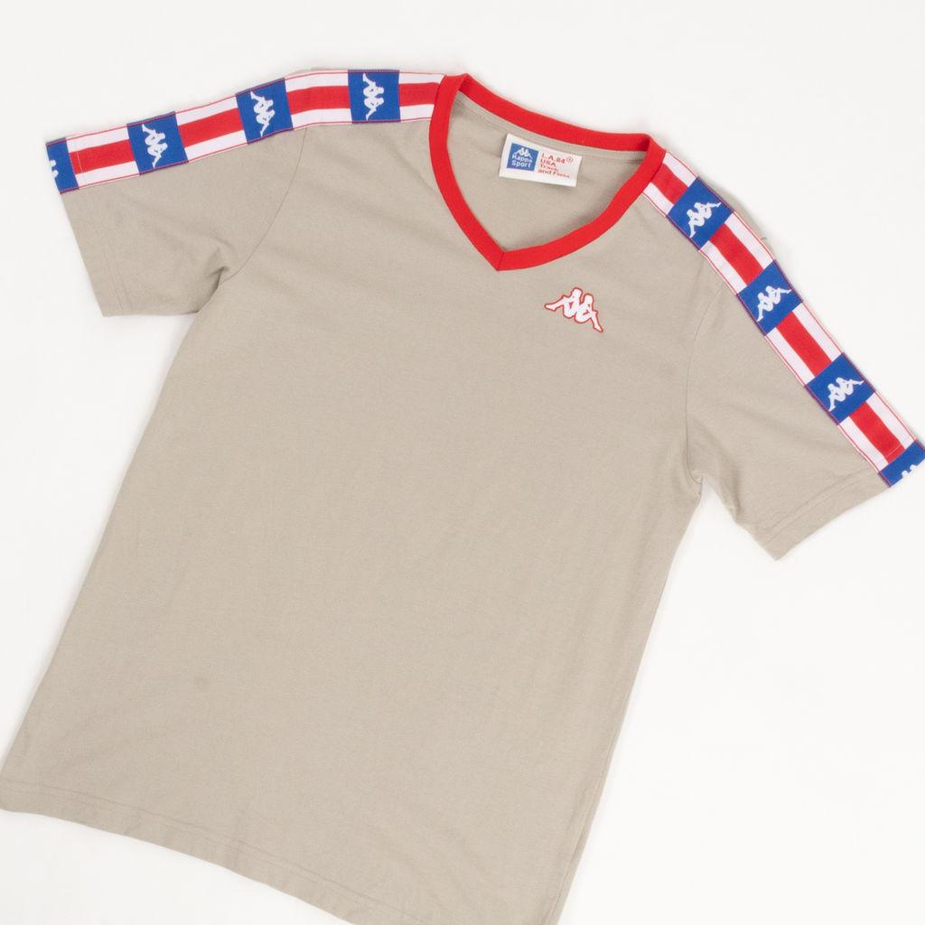 Kappa Sport V Neck T-Shirt