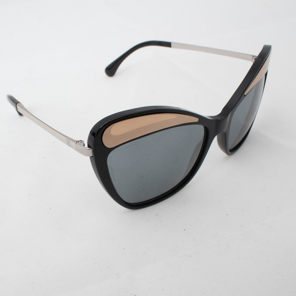 Chanel Cat Eye Sunglasses curated by Olivia Lopez