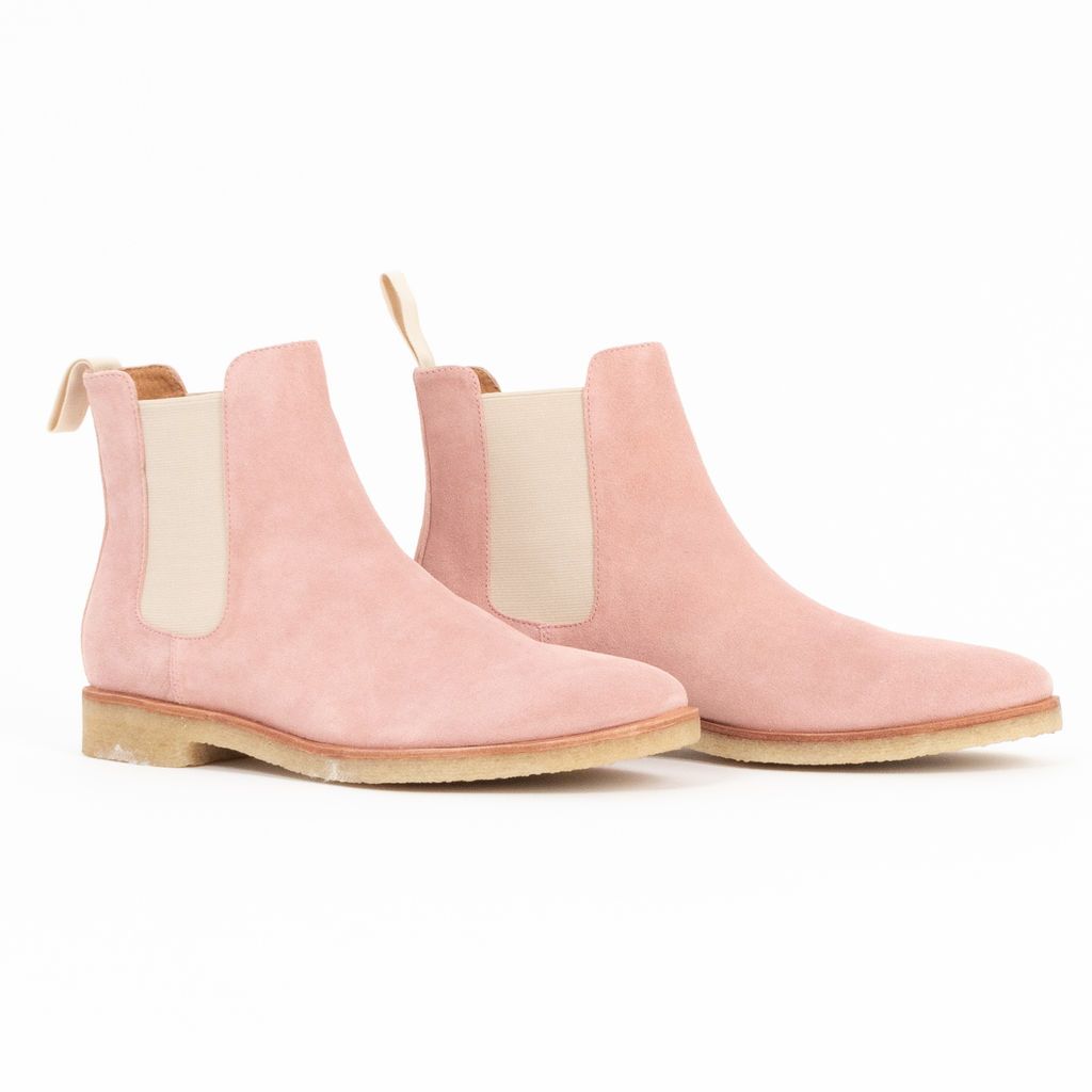 New Republic Houston Suede Chelsea Boot