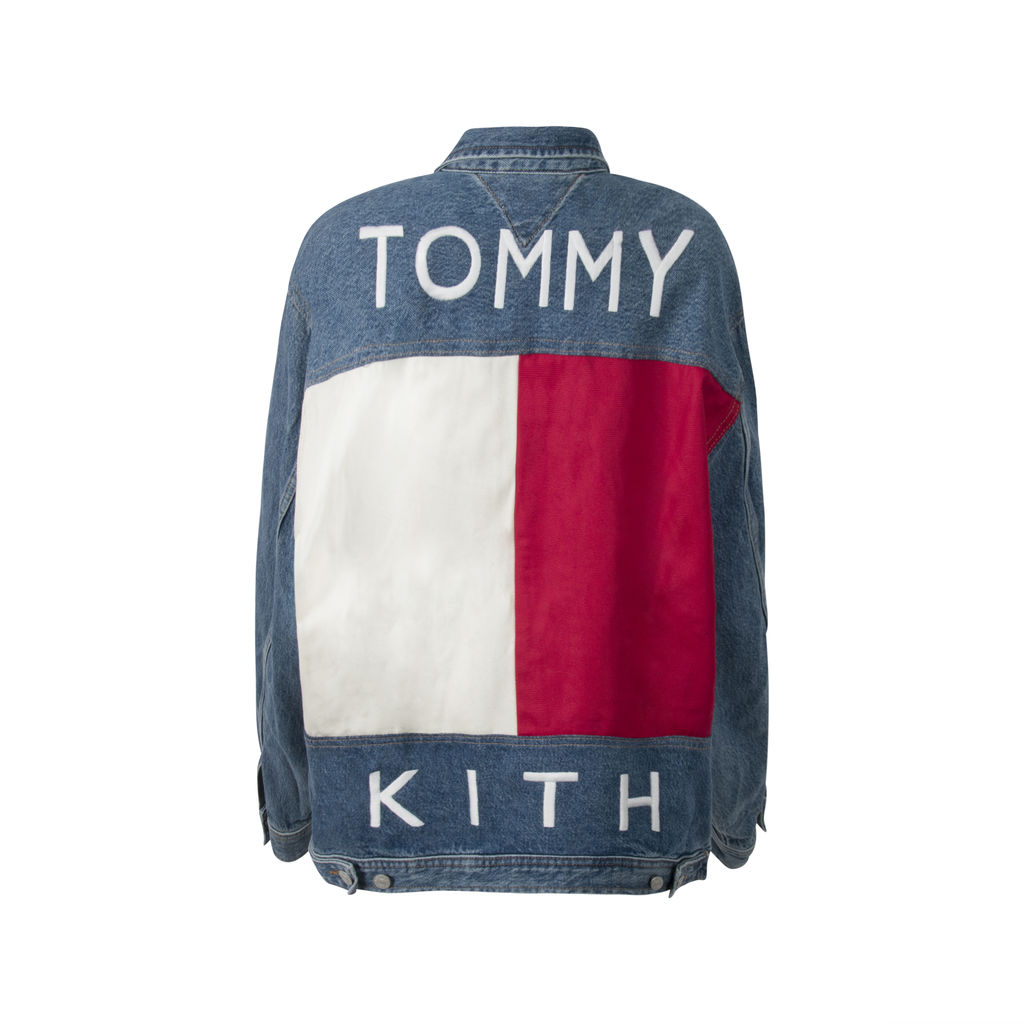 Tommy Hilfiger x Kith Denim Jacket