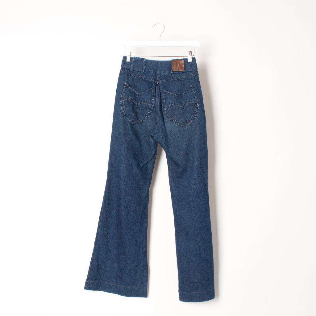 Karen Walker Runaway Bellbottom Style Jeans