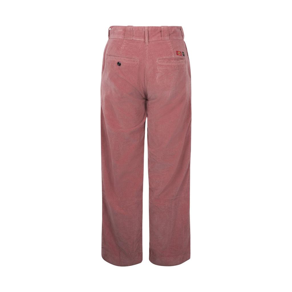 Opening Ceremony x Dickies 1922 Original Workwear Pants- Pink Corduroy