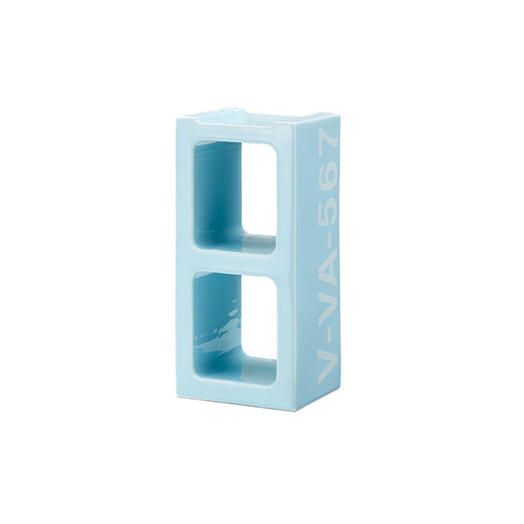 Ceramic Block Baby Blue