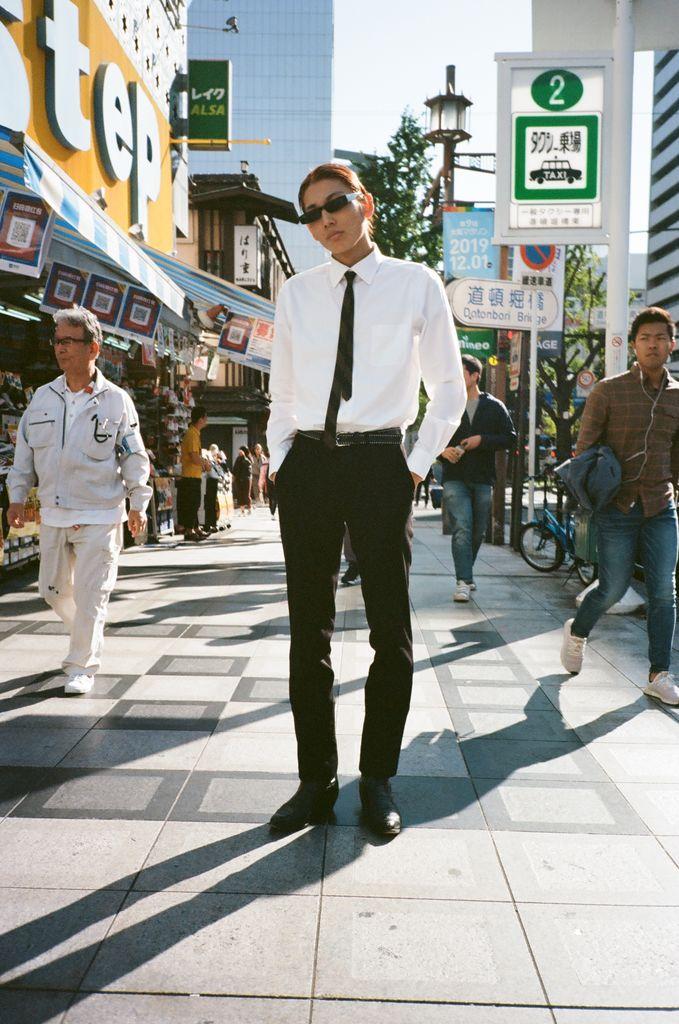 Osaka Photograph - 24x36