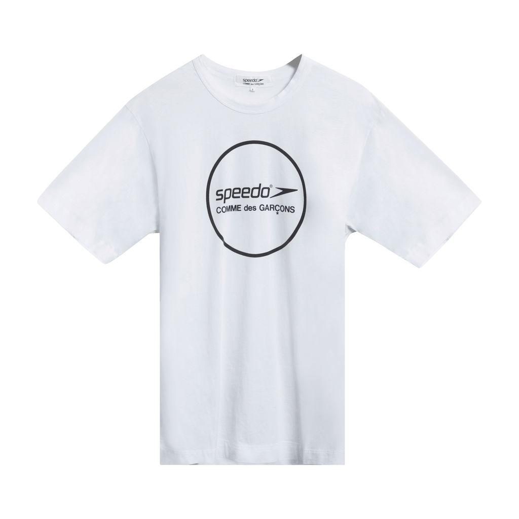 Speedo Comme des Garcons T-shirt - White