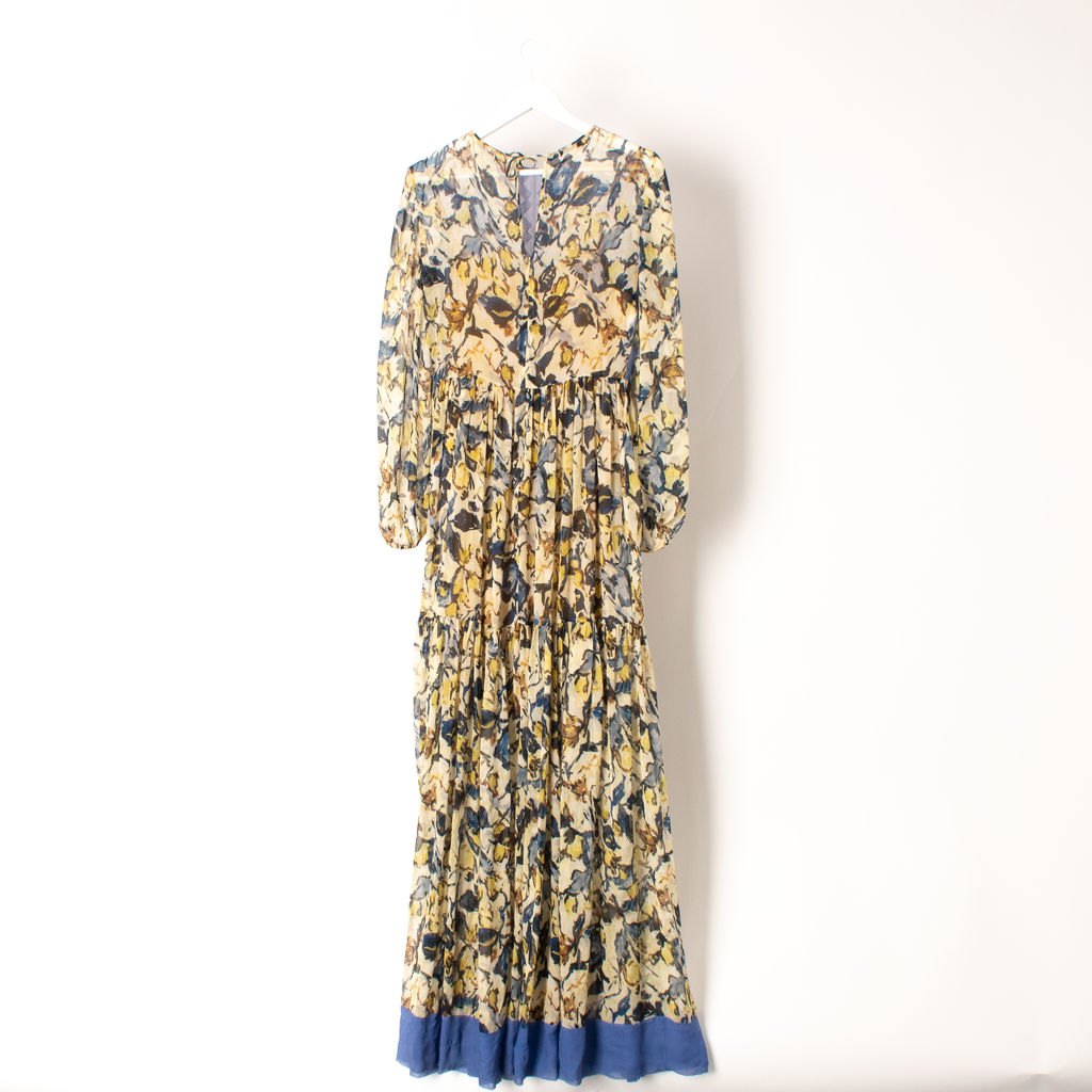 Alberta Ferrati Long Dress