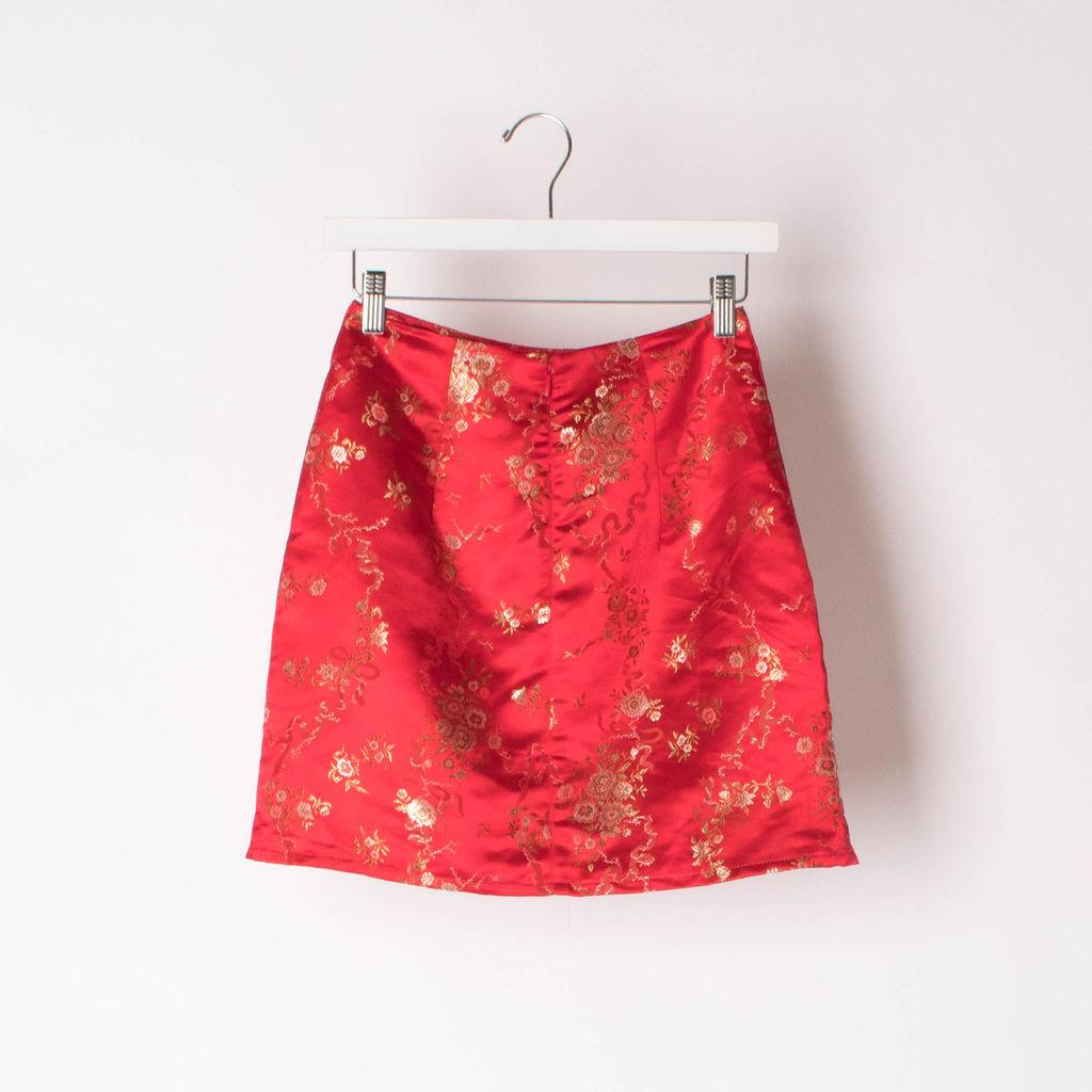 I.AM.GIA Kiko High-Rise Jacquard Skirt