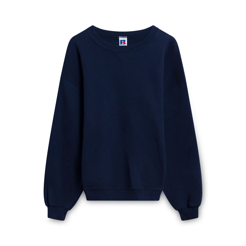 Vintage Russell Crewneck - Navy