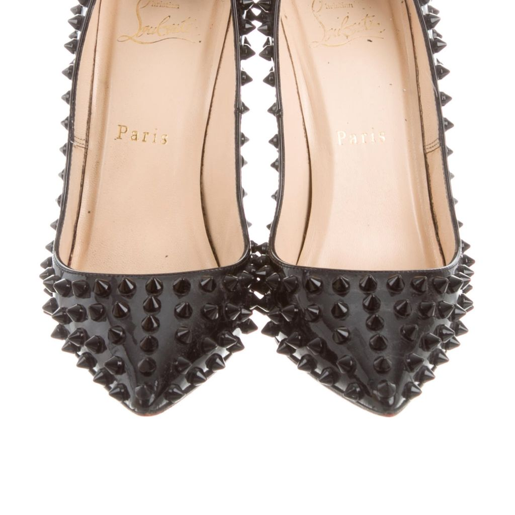 Christian Louboutin Pigalle Spikes 120 curated by Erica Hass