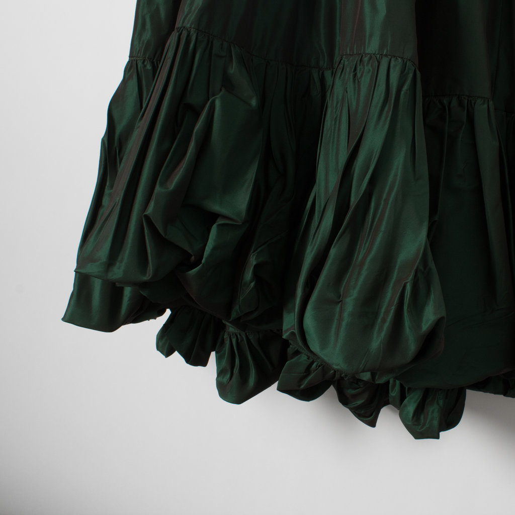Vintage 1940s/50s Taffeta Gown. curated by Liz Goldwyn