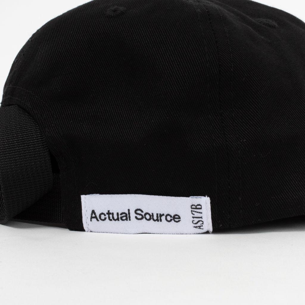 Actual Source Cap