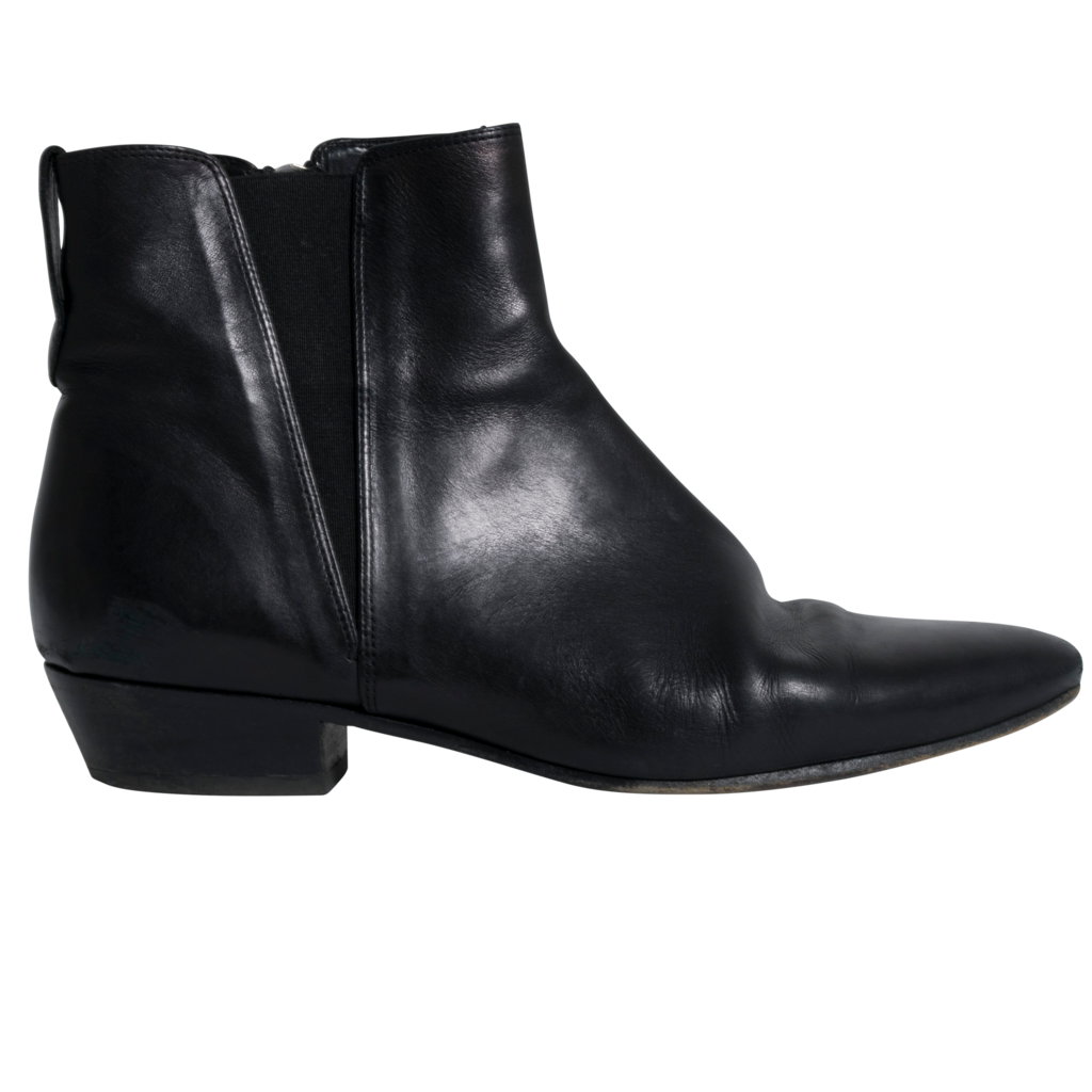 Etoile Isabel Marant Leather Patsha Ankle Boot