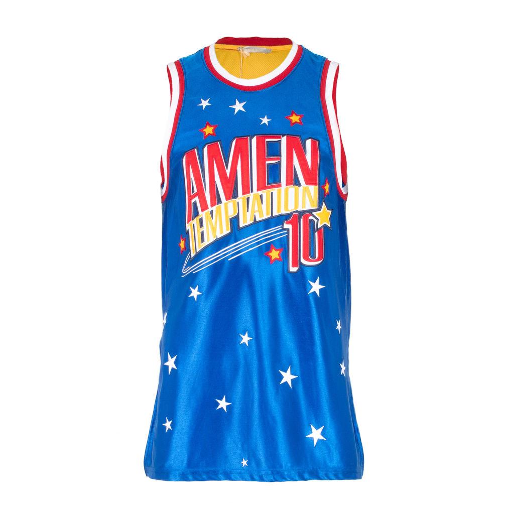 Amen Temptation Basketball Jersey