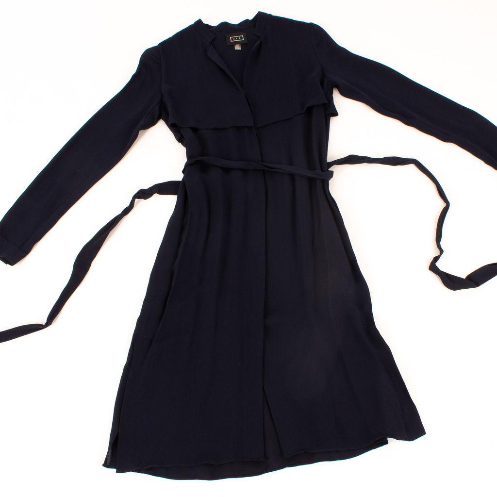 AYR Silk Midi Dress